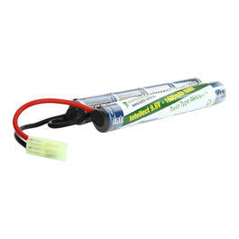 Intellect Akku 9.6V 1600mAh Twin-Type