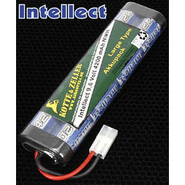 Intellect Akku 9.6V 4200mAh - Large Type