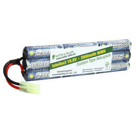 Intellect Akku 10.8V 2000mAh Custom-Type