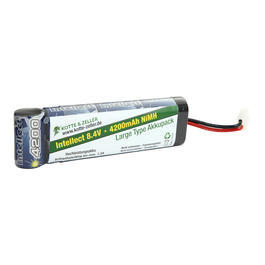 Intellect Akku 8.4V 4200mAh - Large Type