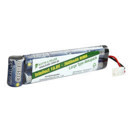Intellect Akku 10.8V 3600mAh - Large Type
