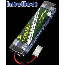 Intellect Akku 9.6V 3600mAh - Large Type