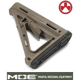 MagPul PTS MOE Schaft (Dark Earth Tan)