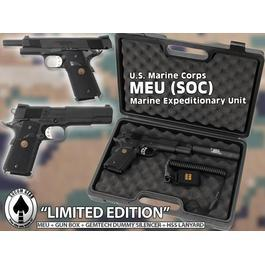 Airsoft - Socom Gear MEU SOC Vollmetall GBB - Limited Edition