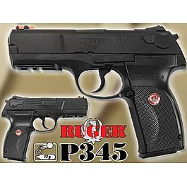 Ruger P345 CO� NBB Softair Pistole schwarz