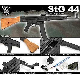 Softair Gewehre - Sturmgewehr StG44 Softair von AGM