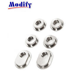 Modify 6mm Stainless Bushings Vers. 6 Gearbox (Double Oil)
