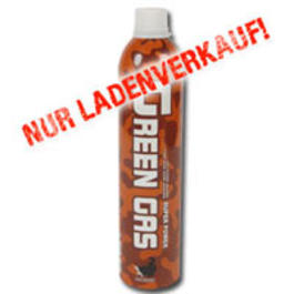 Super Power Green Gas 1100ml  *NUR LADENVERKAUF*