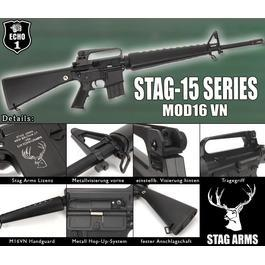 Echo1 Stag Arms MOD16 VN Komplettset S-AEG