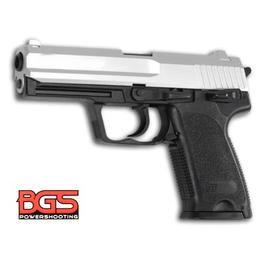 P8 Firearm Softair, stainless