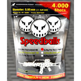 100'% Speedballs Pro Tournament BBs 0,25g 4.000er Beutel