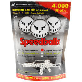 Speedballs Pro Tournament BBs 0,25g 4.000er Beutel