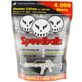 100% Speedballs Bio Tournament 0,20g 4.000er Beutel