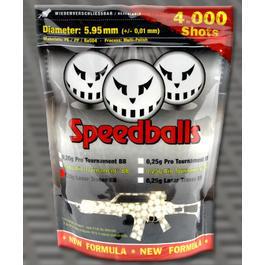 Softair 6mm - Speedballs Laser Tracer BBs 0,20g 4.000er Beutel Softairkugeln