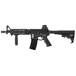 Softairwaffen - G&P WOC M4 CQB Gas-Blow-Back Softair