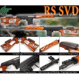 Softair Verkauf - Real Sword SVD S-AEG