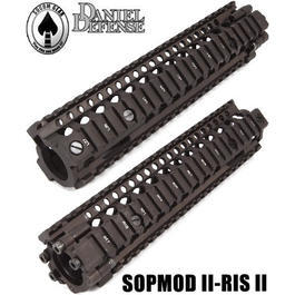 Socom Gear / Daniel Defense M4 Sopmod II RIS II 9.5 Dark Earth