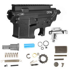 MadBull M4 Metallbody Daniel Defense schwarz (inkl. Ultimate Hop-Up Unit)
