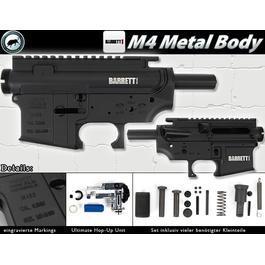 Sportwaffen - MadBull M4 Metallbody Barrett Firearms (inkl. Ultimate Hop-Up Unit)