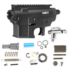 MadBull M4 Metallbody Barrett Firearms schwarz (inkl. Ultimate Hop-Up Unit)