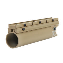 Gotcha Paintball - MadBull XM203 40mm Granatwerfer lang TAN