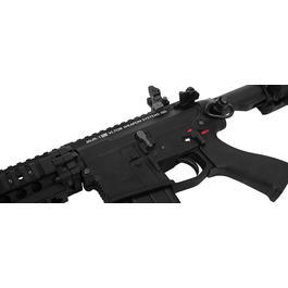 G&P WOC MagPul Sentry Gas-Blow-Back schwarz
