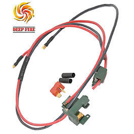 Deep Fire M4A1 Switch Assembly m. Silberkabel