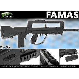 Softair ab 18 - Cybergun FA-MAS SV BAX Springer