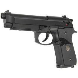 BB Gun - Wei-ETech M9A1 Vollmetall GBB schwarz