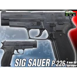 Cybergun Sig Sauer P226 Power Series Springer Softair Pistole