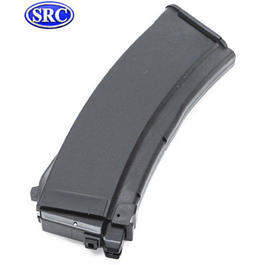 SRC AKS74U GBB Magazin 45 Schuss (Softairgas-Version)