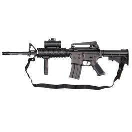 Softair ab 14 - Schmeisser AR-15 AEG, Komplettset