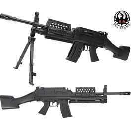 Sportwaffen - Fei Xiang MK48 Springer Softair 6mm BB