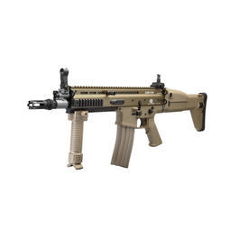 Classic Army - G&G FN Herstal Scar-L CQB Vollmetall S-AEG 6mm BB Desert Tan