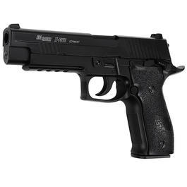 BB Gun - Cybergun Sig Sauer P226 X-Five Vollmetall CO2 GBB 6mm BB schwarz