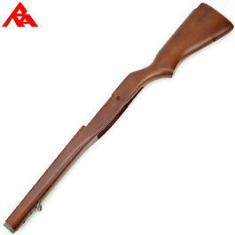 RA-Tech One-Piece Echtholzschaft f. Wei-ETech M14 GBB (Beech-Wood)