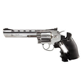 ASG Dan Wesson 6 Zoll 6mm BB CO2 Revolver chrom