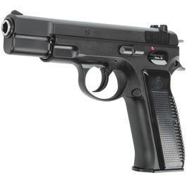 Sport-Waffen - Marushin CZ75 RSS m. Hülsenauswurf GBB 6mm BB