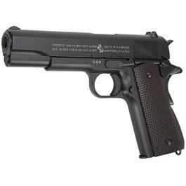 Cybergun Colt M1911 A1 Vollmetall CO2 GBB 6mm BB 100 Anniversary Edition