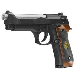 Gaswaffen - Socom Gear Samurai Evil Vollmetall GBB 6mm BB schwarz