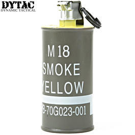 Dytac M18 Deko Rauchgranate yellow