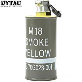 Dekowaffen - Dytac M18 Deko Rauchgranate yellow