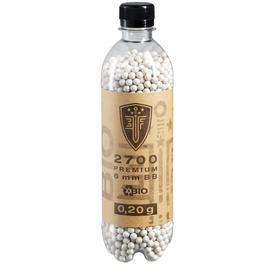 Elite Force Premium Bio BBs 0,20g 2.700er Flasche wei�