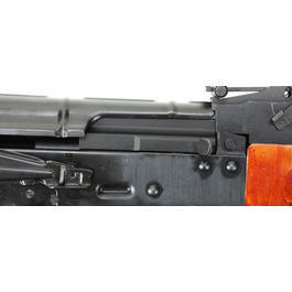 GHK AKMS Vollmetall Echtholz Gas-Blow-Back 6mm BB