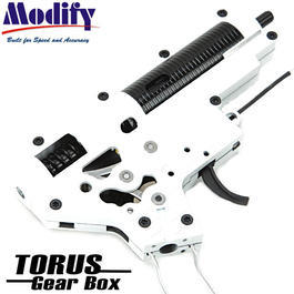 Modify 7mm Torus Complete Gearbox M120 f. M4A1 Carbine