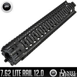 Sportwaffen - MadBull / Daniel Defense M16 7.62 Lite Rail 12.0 Zoll schwarz
