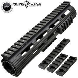 Airsoft - MadBull / Viking Tactics VTac Extreme Battlerail 7 Zoll schwarz
