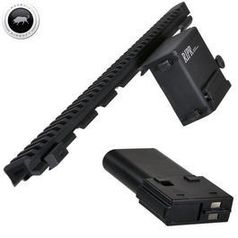 MadBull / Reset RIPR - Rifle Integrated Power Rail AEG Version schwarz