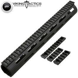 Softair-Waffen - MadBull / Viking Tactics VTac Extreme Battlerail 13 Zoll schwarz