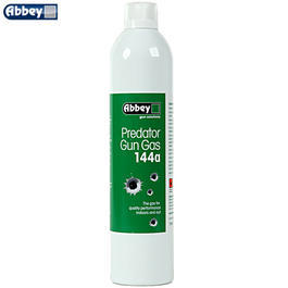 Abbey Predator Gun Gas 144a Softairgas 700 ml
